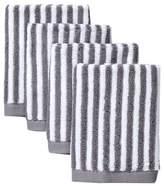 Nordstrom Stria Wash Towel - Set of 4
