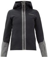 Peak Performance Valaero Core Technical Ski Jacket - Womens - Black