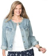 Chaps Plus Size Jean Jacket