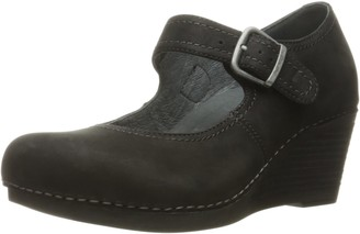 Dansko Women's Sandra Wedge Pump