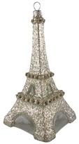 Nordstrom Large Handblown Glass Eiffel Tower Ornament