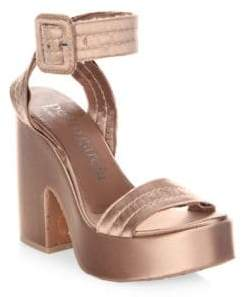 Pedro Garcia Thora Wedge Sandals