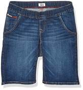 Tommy Hilfiger Women's Adaptive Seated Fit Bermuda Short with Elastic Waist