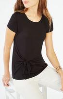 BCBGMAXAZRIA Liana Tied T-Shirt