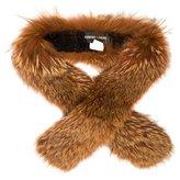 Adrienne Landau Coyote Fur Stole