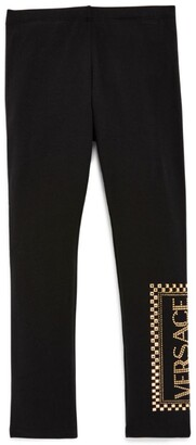 Versace Kids Embellished '90S Vintage Logo Sweatpants (4-14 Years)