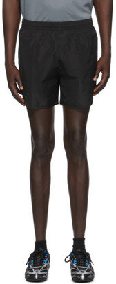 Balenciaga Black Running Shorts
