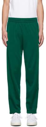 adidas Green Firebird Track Pants