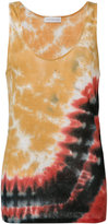 Faith Connexion tie-dye tank top