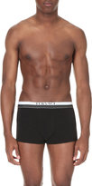 Versace Titan Low-rise Stretch-cotton Trunks