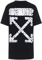 Off-White Logo cotton-jersey T-shirt