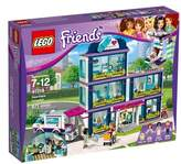 Lego Friends Heartlake Hospital Play Set - 41318