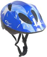 Sport Direct Silver Stars Children's Helmet 48-52cm