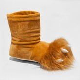 Xhilaration Women's Lion Slipper Boots
