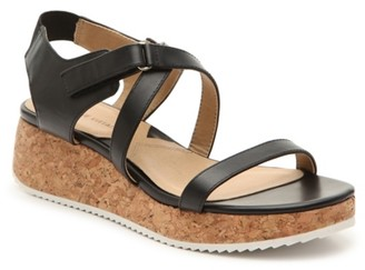 Adrienne Vittadini Cassio Wedge Sandal