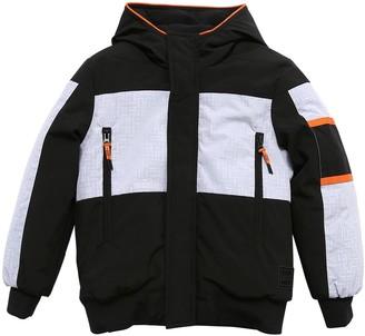 HUGO BOSS Water Repellent Nylon Puffer Jacket