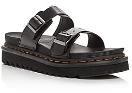 Dr. Martens Women's Myles Platform Slide Sandals