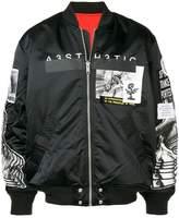 Diesel J-Tamie bomber jacket
