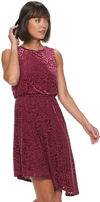 Apt. 9 Women's Sleeveless Asymmetrical Hem Dress