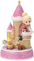 Precious Moments Disney Cinderella Castle LED Musical Figurine