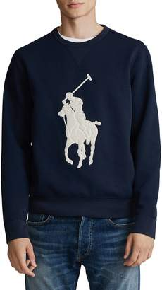 Polo Ralph Lauren Logo Cotton-Blend Sweatshirt
