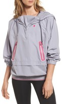Ivy Park Women's Perforated Panel Jacket