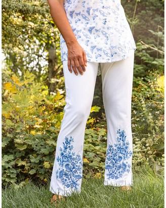 April Cornell California Jersey Trousers