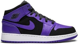 Nike Kids TEEN Air Jordan 1 Mid sneakers