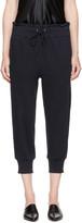 3.1 Phillip Lim Navy Jogger Lounge Pants