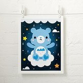 Care Bears Grumpy Bear Unframed Wall Art