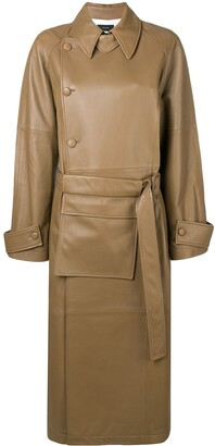 Joseph Trench Coat