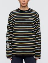 Billionaire Boys Club Candy Stripe L/S T-Shirt