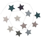 Numero 74 Stars garland - blue