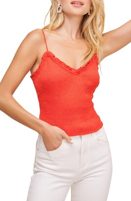 ASTR the Label Mika Tie Back Camisole