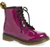 Dr. Martens 'Delaney' Boot (Toddler, Little Kid & Big Kid)