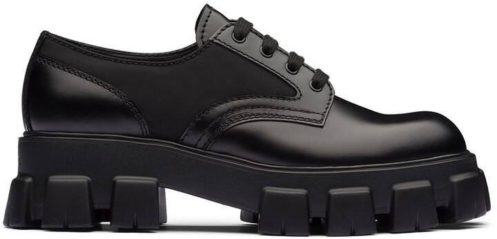 Prada Chunky Sole Men's Shoes | Shop