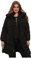 Jessica Simpson Plus Size JOFWD007 Coat Women's Coat