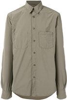 Aspesi silky buttoned shirt - men - Polyamide/Polyester - XL