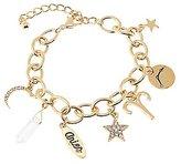 Charlotte Russe Aries Charm Bracelet