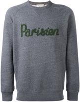 MAISON KITSUNÉ 'Parisien' sweatshirt