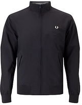 Fred Perry Brentham Outerwear Jacket, Navy