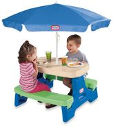 Little Tikes Little TikesTM Easy StoreTM Jr. Play Table with Umbrella