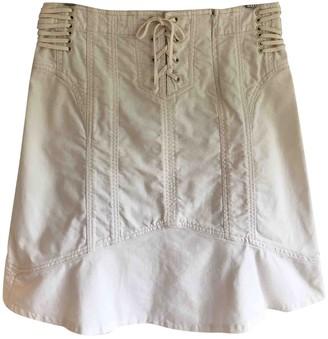 Marc Jacobs White Cotton Skirts