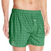 Lacoste Men's Authentic Woven Boxer