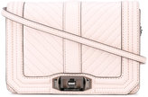 Rebecca Minkoff quilted crossbody bag - women - Leather - One Size