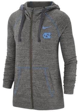 Nike Women's North Carolina Tar Heels Gym Vintage Full-Zip Jacket