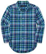 Ralph Lauren Boys 2-7 Checked Shirt