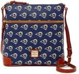 Dooney & Bourke Los Angeles Rams Crossbody Bag