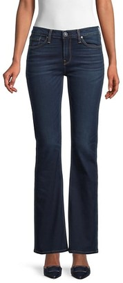 Hudson Low-Rise Bootcut Jeans