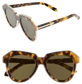 Karen Walker Alternative Fit One Astronaut - Arrowed by Karen 50mm Sunglasses